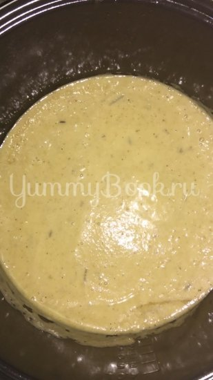 Крем-суп из кабачков и баклажан диетический в мультиварке - шаг 4