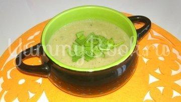 Крем-суп из кабачков и баклажан диетический в мультиварке - шаг 5