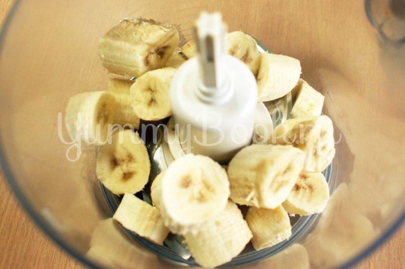 Банановое мороженое - шаг 2