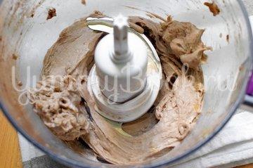Банановое мороженое с шоколадом и клубникой - шаг 5