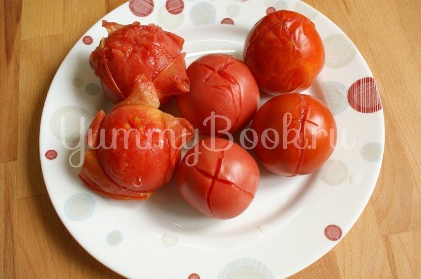 Маринованные помидоры без кожуры - шаг 3