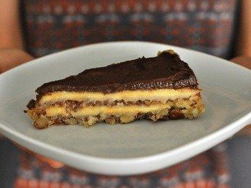 Шведский ореховый тортик Daim