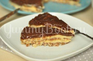 Шведский ореховый тортик Daim - шаг 14