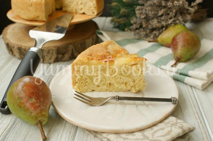 Грушевый пирог в мультиварке - шаг 13