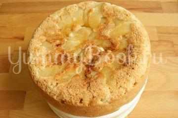 Грушевый пирог в мультиварке - шаг 12