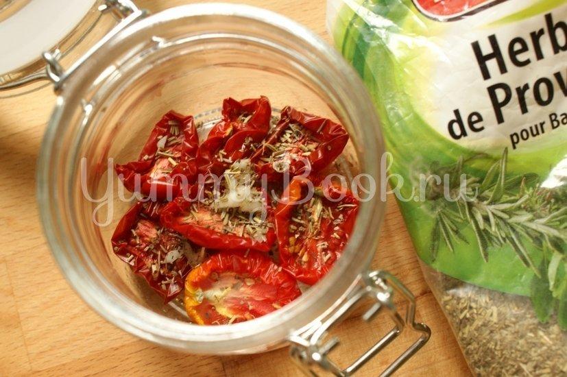 Вяленые помидоры в электросушилке - шаг 4