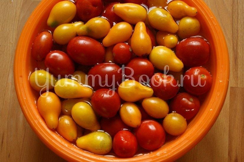 Вяленые помидоры в электросушилке - шаг 1