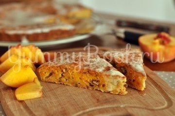 Морковный кекс с орехами - шаг 8