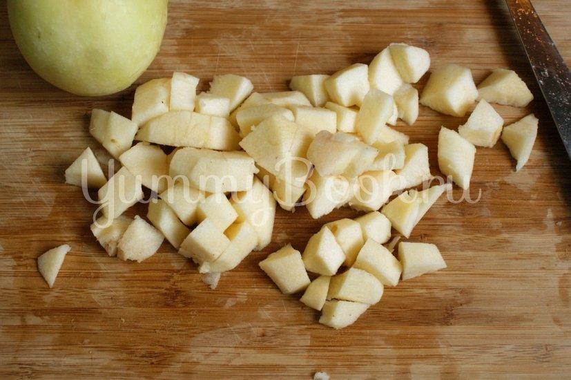 Яблочный кекс с кунжутом - шаг 2