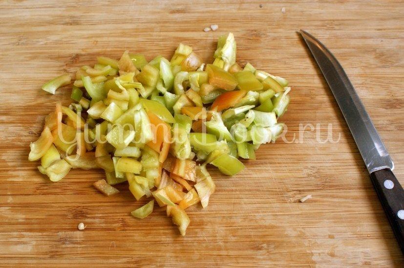 Томатный суп с кускусом и чечевицей - шаг 4