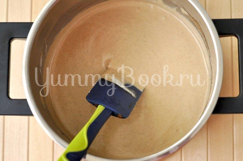 """Муссовый торт """"Кофе с карамелью"""" - шаг 9"""