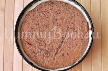 """Муссовый торт """"Кофе с карамелью"""" - шаг 16"""