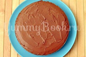 """Муссовый торт """"Кофе с карамелью"""" - шаг 17"""