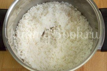 Запеканка из кабачков и риса в мультиварке - шаг 2