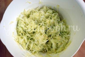 Запеканка из кабачков и риса в мультиварке - шаг 1