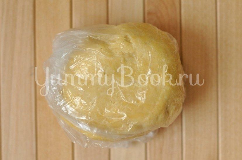 Яблочный тарт с ревенем - шаг 2
