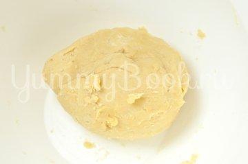 Яблочный тарт с ревенем - шаг 1