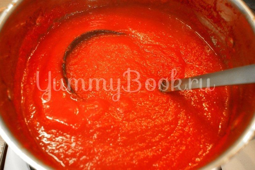 Соус из болгарского перца - шаг 3