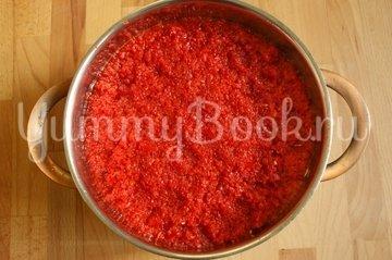 Соус из болгарского перца - шаг 2
