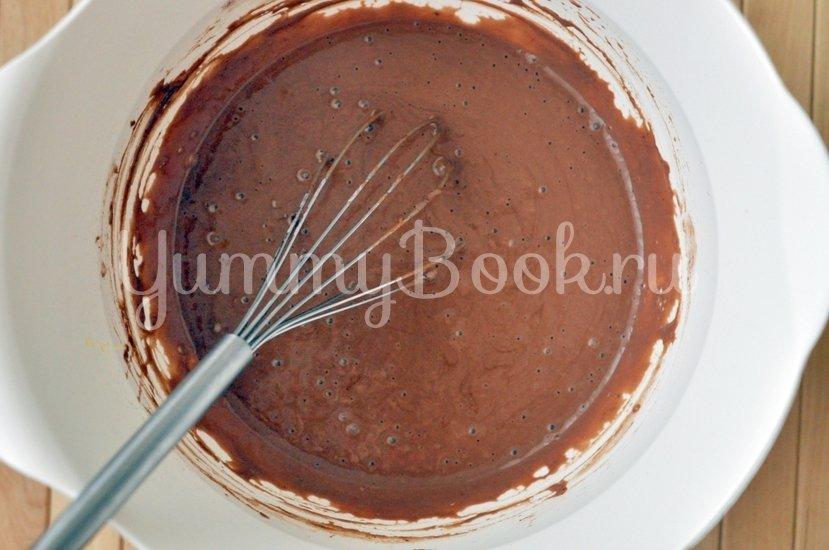 Шоколадные блины - шаг 2