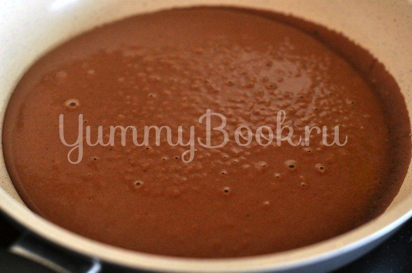 Шоколадные блины - шаг 3