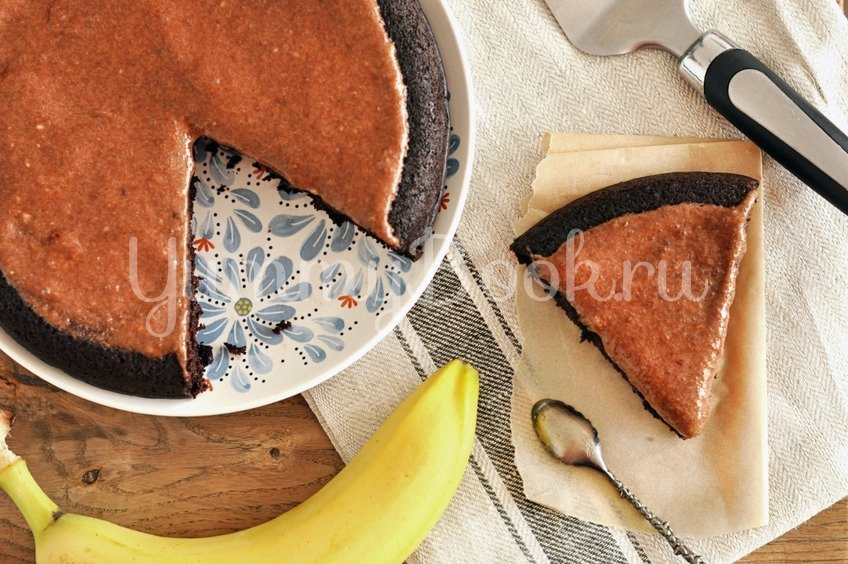 Crazy cake - Сумасшедший пирог с мультиварке