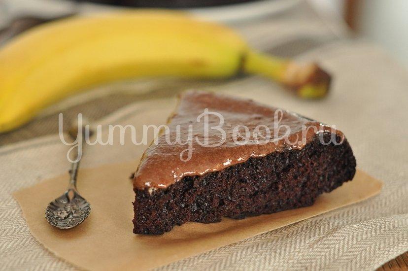 Crazy cake - Сумасшедший пирог с мультиварке - шаг 7