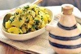 Немецкий картофельный салат (Kartoffelsalat)