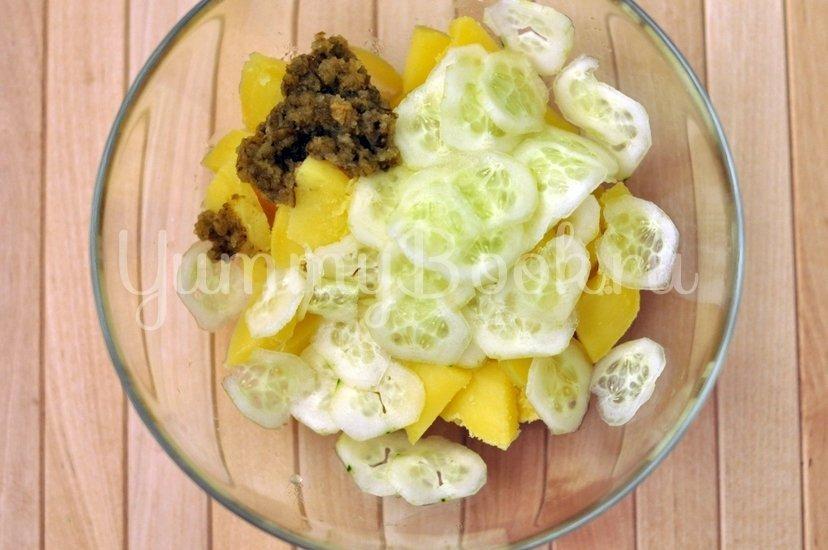 Немецкий картофельный салат (Kartoffelsalat) - шаг 2