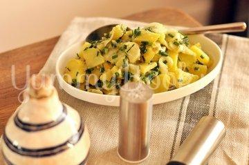 Немецкий картофельный салат (Kartoffelsalat) - шаг 5