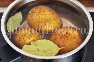 Немецкий картофельный салат (Kartoffelsalat) - шаг 1