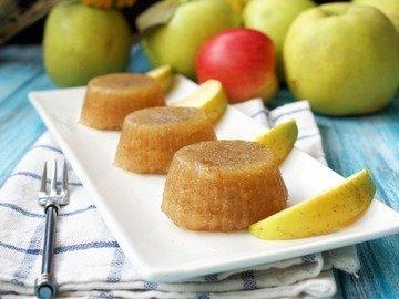 Яблочный мармелад на желатине