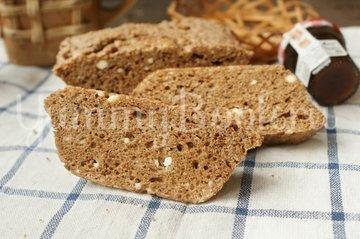 Хлеб без муки в микроволновке - шаг 5