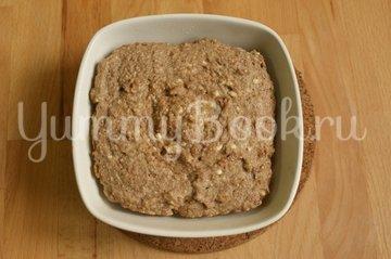 Хлеб без муки в микроволновке - шаг 4