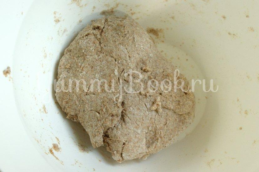 Хлебцы из цельнозерновой муки - шаг 4