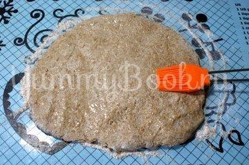 Хлебцы из цельнозерновой муки - шаг 5
