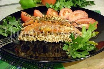 Филе горбуши, запечённой с тимьяном - шаг 8