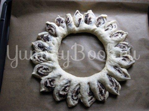 Турецкий маковый пирог - шаг 9