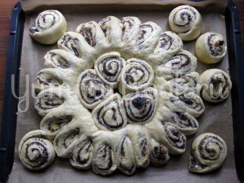 Турецкий маковый пирог - шаг 11