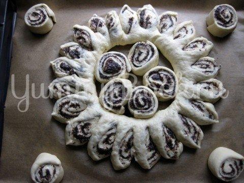 Турецкий маковый пирог - шаг 10