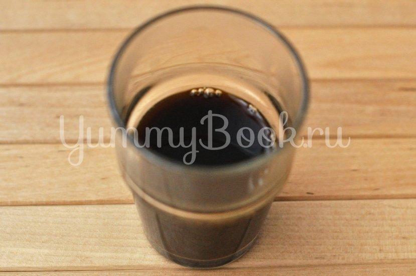 Кофейная панна-котта - шаг 2
