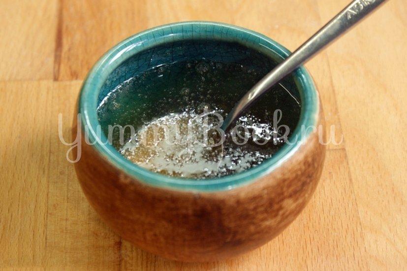Тыквенный мусс с печеньем Савоярди - шаг 1