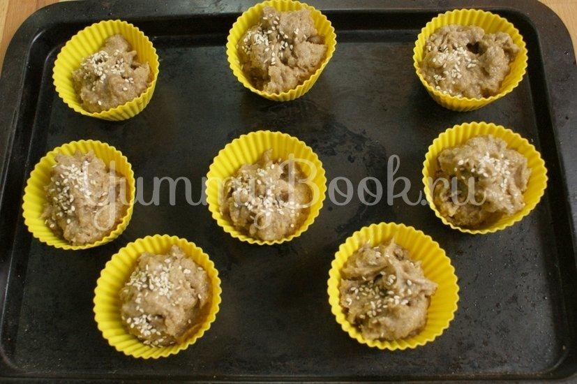 Ржаные булочки без дрожжей - шаг 4