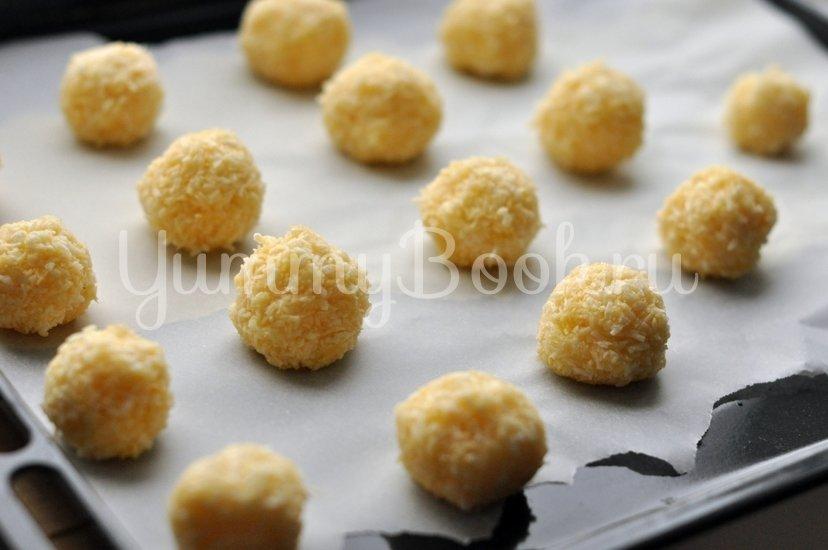 Печенье Кокосанки - шаг 3