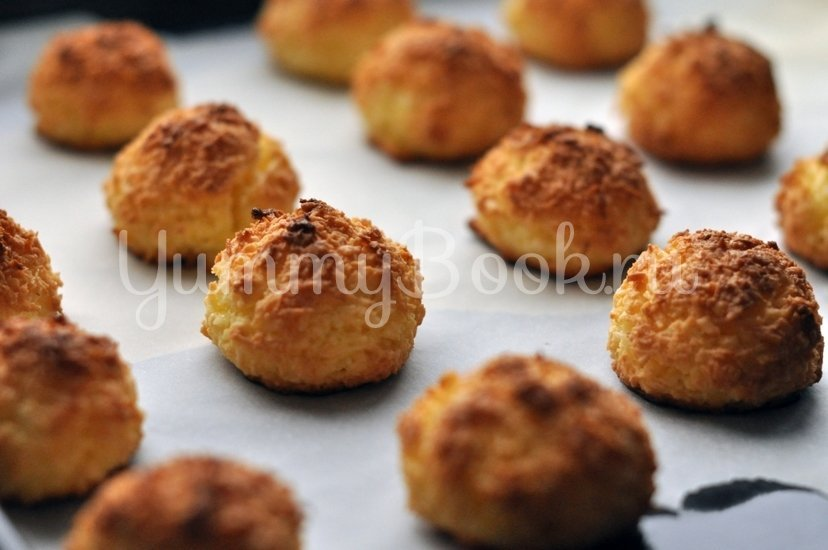 Печенье Кокосанки - шаг 4
