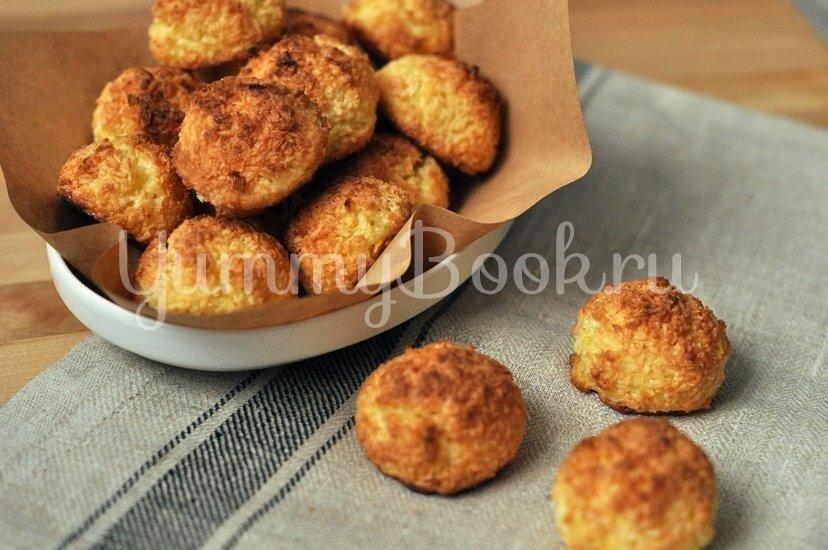 Печенье Кокосанки - шаг 5