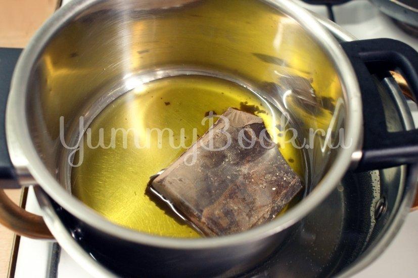 Шоколад домашнего приготовления - шаг 2