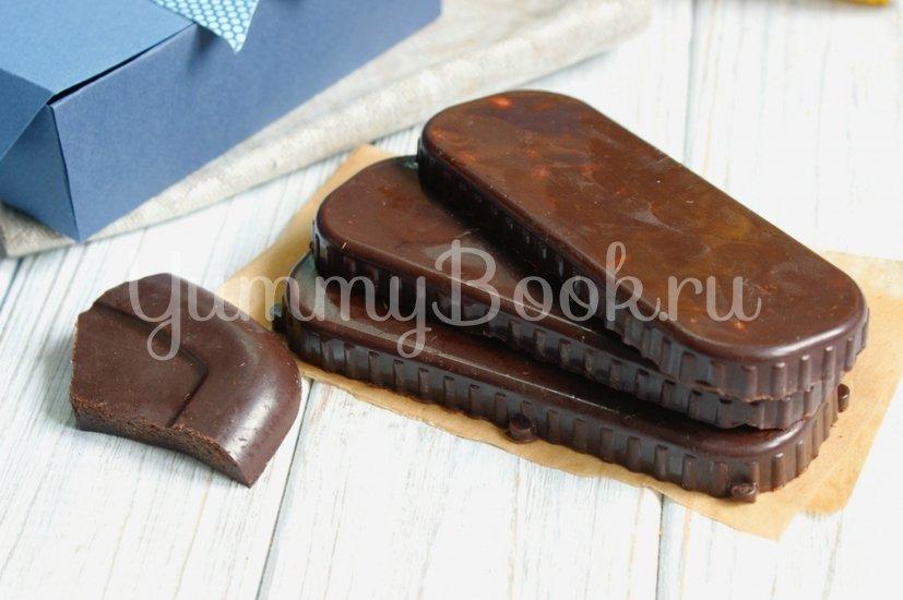 Шоколад домашнего приготовления - шаг 5