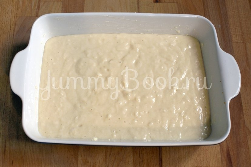 Пирог с кокосовой стружкой - шаг 4