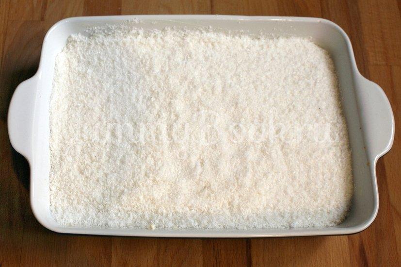 Пирог с кокосовой стружкой - шаг 5